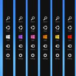 Windows 9 桌面將放棄 Windows 8 新增的功能列