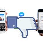 Facebook Messenger 14 萬一星評價 史上最差 App?