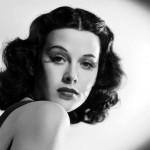 好萊塢美麗影星與秘密通訊技術的發明者--海蒂拉瑪