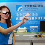 工研院在 Touch Taiwan 2014 展出多款具互動感應的穿戴式裝置