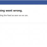 Facebook 兩個月內再度當機,API 服務也受到影響