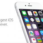 iOS 8.1 到 8.3 系統正在測試,可能於 2015 年陸續發表