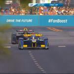 瑞士寶盛銀行獨家贊助 Formula E 電動方程式賽車