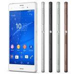 三款智慧型手機與一款平板電腦,Sony Xperia 系列產品正式發表