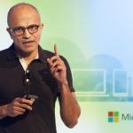 微軟 Satya Nadella 2014 年年薪 8,430 萬美元  年增 11 倍