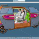達梭系统與 AKKA 合作 發展無人駕駛連網概念車