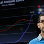 Sundar Pichai 地位再提升,接管 Google 所有核心產品