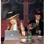 【網路革命】網路無國界,到處可以工作與找到合作伙伴