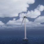 愈高大效益愈好,逼近兩百公尺高的離岸風機現身