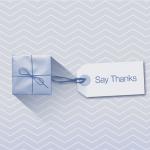 FB 推出 Say Thanks 友誼回顧影片,「親愛的感謝身邊有你相伴」