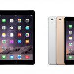 Wi-Fi 版先通過 NCC,iPad Air 2 與 iPad mini 3 即將在台上市
