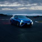 全球首賣!豐田燃料電池車 MIRAI 搶先於 12/15 販售