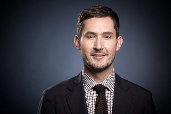 Instagram co-founder and CEO Kevin Systrom /Instagram