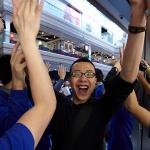 蘋果店開業文化:果粉朝聖幾近瘋狂