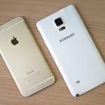 三星南韓手機市佔掉 14%,蘋果直追擠掉 LG 當老二
