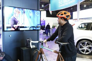 Ericsson CES 2015_Connected Helmet