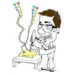 想知道細菌怎麼打敗人類?請用雛菊牌「牙刷」