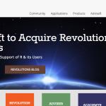 微軟繼續擁抱開源,買下 R 語言商業方案提供商 Revolution Analytics
