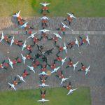 OK Go 新歌 MV 大玩人體跑馬燈!幕後創新技術大公開