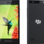 黑莓於 MWC 發表中階全觸控螢幕新品 BlackBerry Leap
