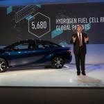 政府出資發展環保科技,南韓力推燃料電池車