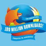 Firefox for Android 突破一億次下載(更新)