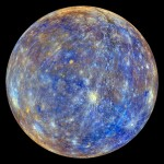 水星探測船信使號功成身退,燃料耗盡墜毀水星表面