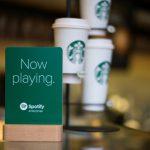 串流音樂跨界拓客源,Spotify 與星巴克聯手改造音樂體驗