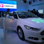 【COMPUTEX 2015】福特油電混合車 Mondeo Hybrid 亞太首次亮相,拚低油耗與節能