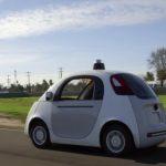 Google 自動駕駛車測試新進展,加州山景城路上現蹤