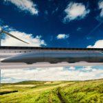 全球首條測試管道明年動工,超高速管道列車時速可達 320 公里