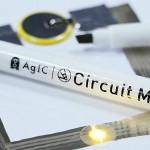 導電性金屬墨水啟發想像,人人都能手繪電路圖