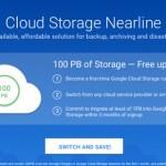 Google 雲端儲存服務再掀價格戰,搶 Amazon 用戶送 100PB 空間