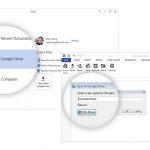 Google 推出 Office 外掛,深入整合 Google 雲端硬碟與 Office
