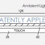 蘋果新專利暗示將在觸控面板下加入太陽能電池