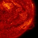 當超級太陽風暴再度來襲,人類有多久的預警時間?