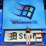 Windows 95 歡慶 20 週年,滾石合唱團經典廣告歌免費聽