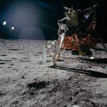 一段虛擬實境影像,圓了一位父親渴求一生的太空人夢