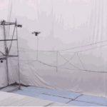 無人機技術新突破,這次要蓋能讓人類行走的「繩橋」!