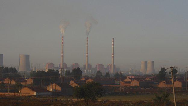 中國擺脫燃煤發電,天然氣將打頭陣 - 華安 - ceo.lin的博客