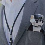 Robi 機器人大師新作:行動通訊貼身小助理「RoBoHoN」