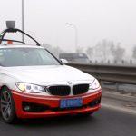 百度完成首次無人駕駛汽車公路測試
