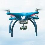 Twitter 獲得新專利,透過推文功能控制無人空拍機