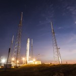 回收火箭非大夢!SpaceX 寫下歷史:成功降落獵鷹 9 號火箭