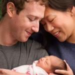 祖克柏慶祝女兒 Max 平安誕生!計劃捐出手上 99% Facebook 股份