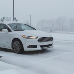 挑戰惡劣氣候,福特自動駕駛車展開雪地測試