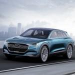Audi 於 CES 展出電動概念車,打造全新操作介面