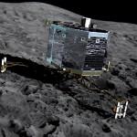 喚不醒!登陸彗星的菲萊號恐持續休眠直到停止運作