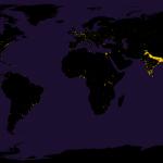 地球還塞得下下一個 40 億人口?全球半數人口擠在 1% 的陸地上