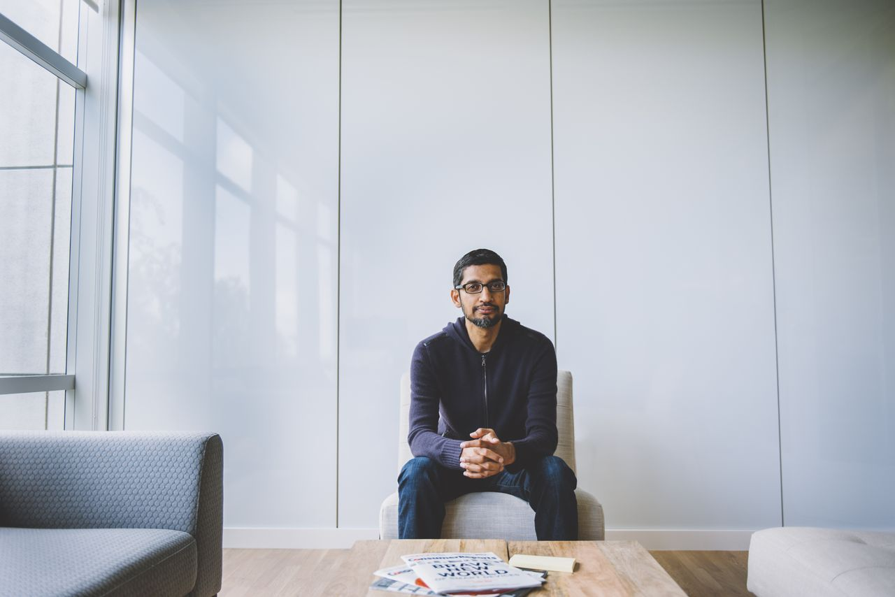 how to become ceo of google